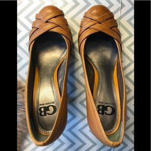Gianni Bini Shoes - Gianni Bini 8.5 Brown heels